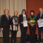 Verleihung Integrationspeis 2013